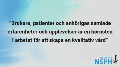 Läs mer om artikeln Öppet brev till Region Stockholm